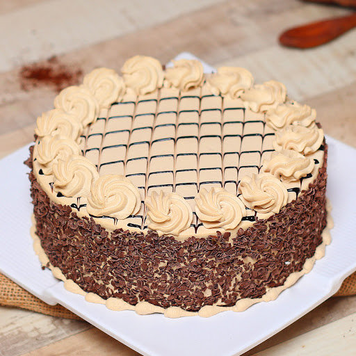 Order Online Eggless Coffee Cake Delivery