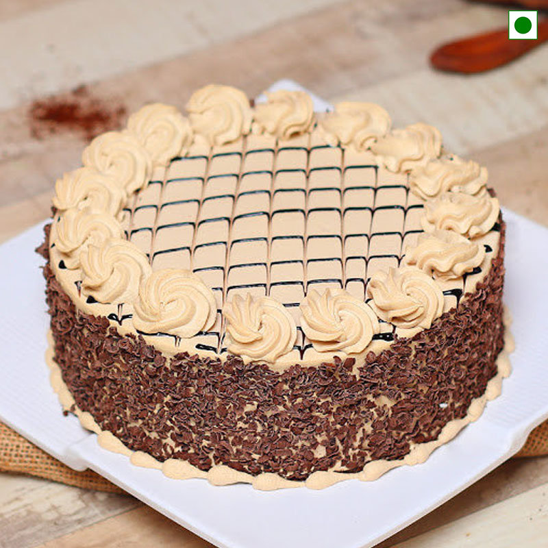 Order Online Eggless Coffee Cake