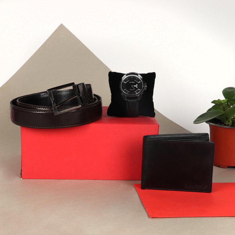 Elegant Men Accessories ComboA Premium Wallet
