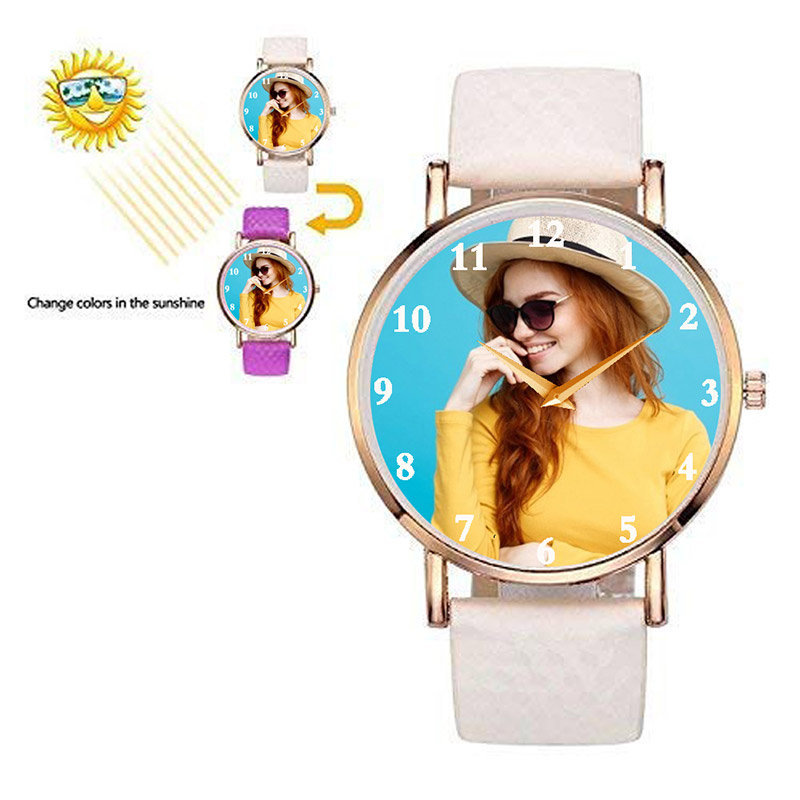 Elegant Personalized Watch For Her
