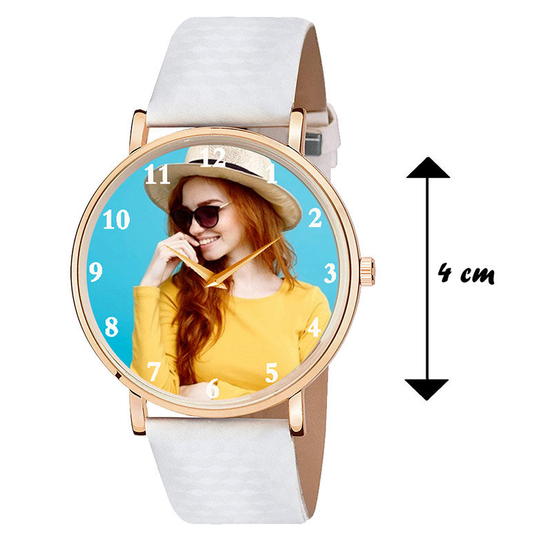 Elegant Personalized Watch For Her - Rakhi Gifts for Sister Online