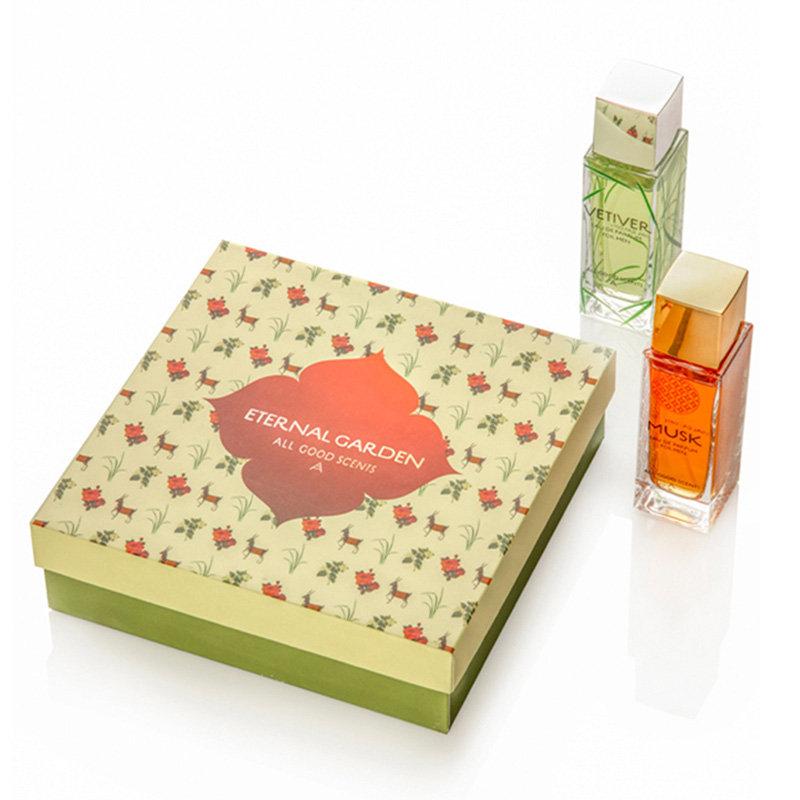 Eternal Garden Giftset For Men Musk & Vetiver Eau de Parfum