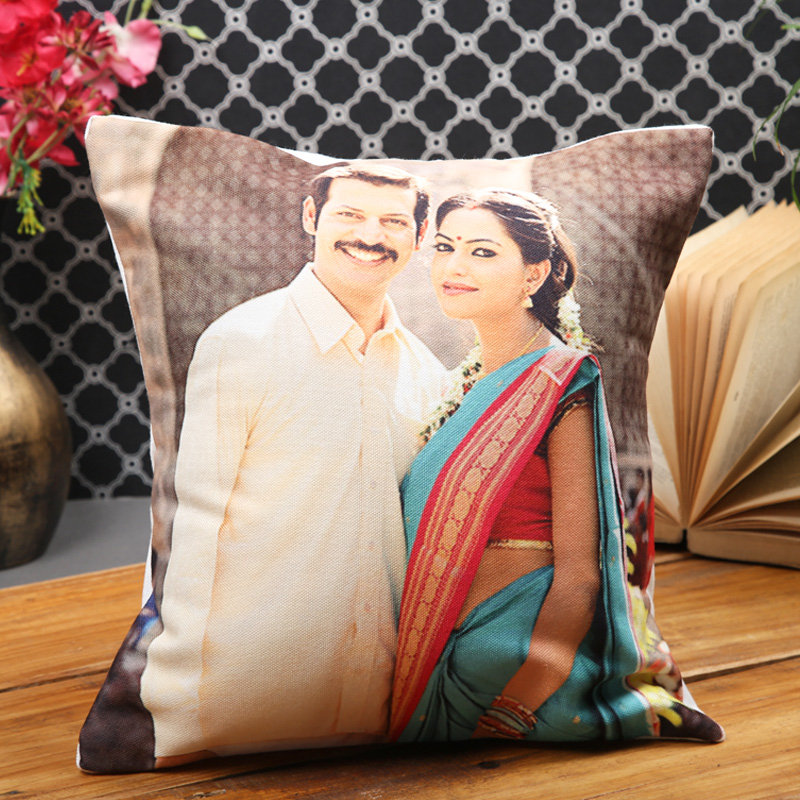 Eternal love custom cushion