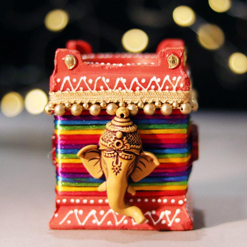 Ethnic Candle Holder - Diwali Gift