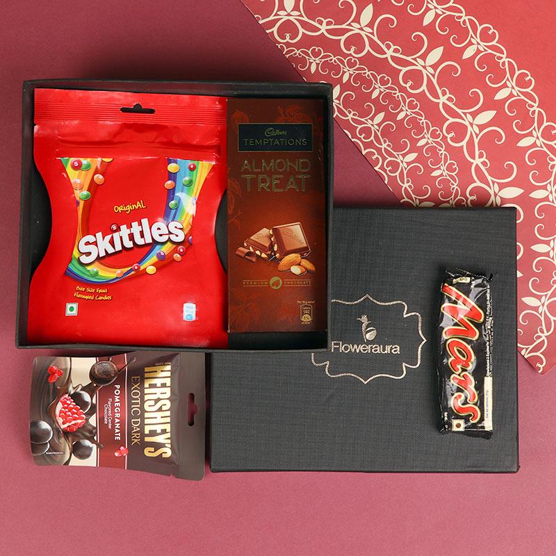 Exotic Chocolate Combo