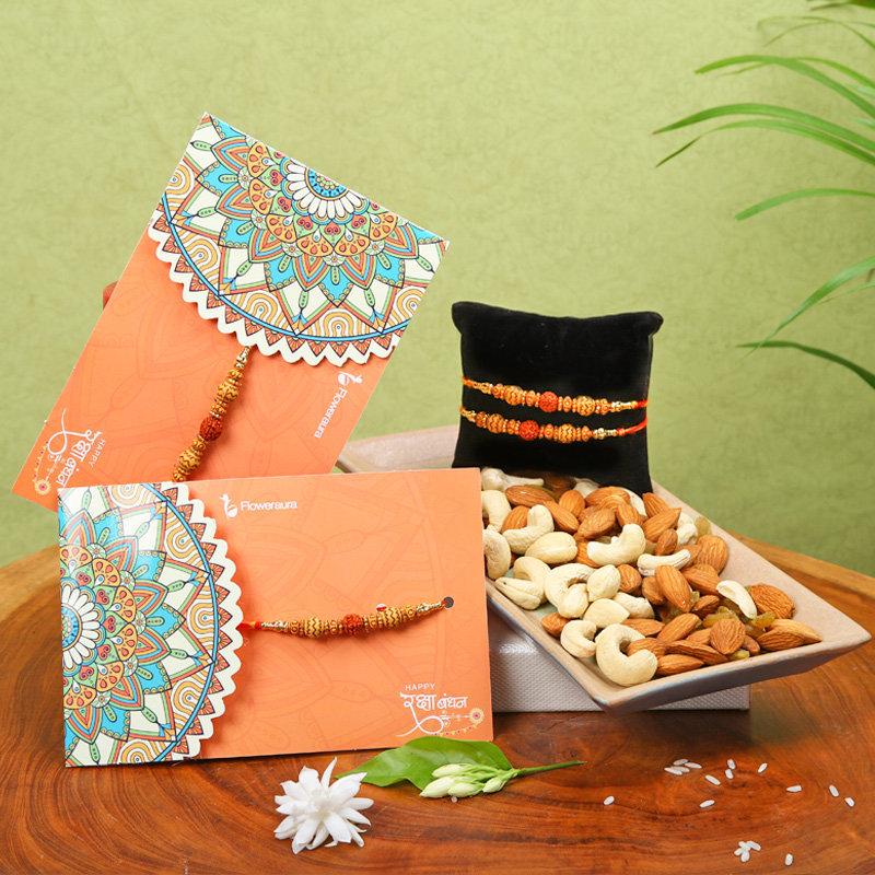 Exotic Rakhi Pack