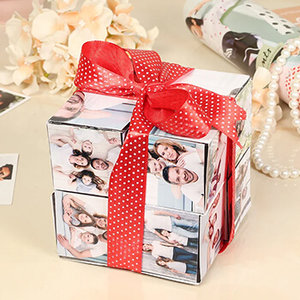 Explosion Boxes - Personalised Valentine Gift