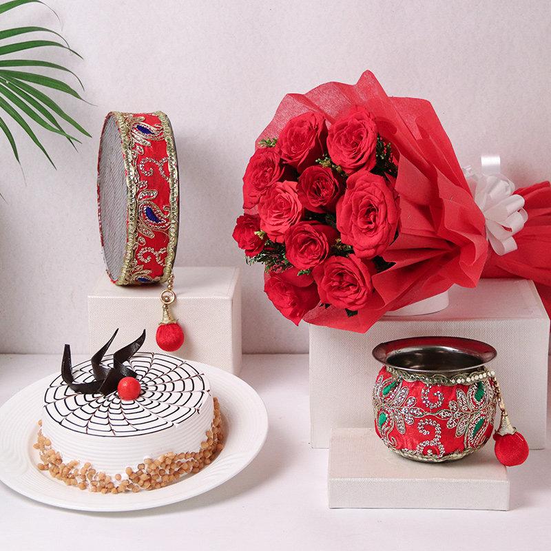 Karwa Chauth Gift Set
