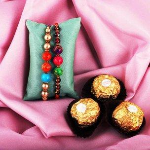 Exquisite Beads N Rocher Combo