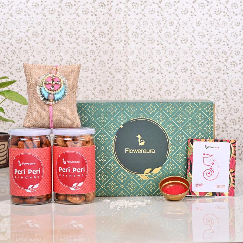 FA Special Signature Box - One Designer Rakhi
