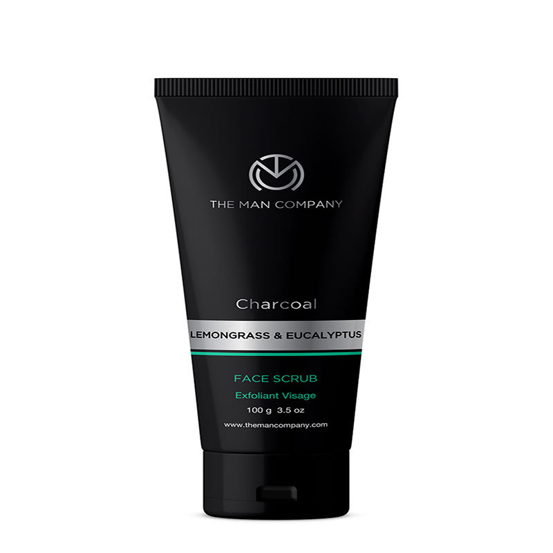 Moringa and Gooseberry Charcoal Scrub - A Product of Face Care Combo