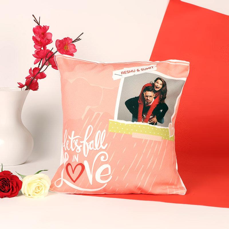 Fall In Love Cushion