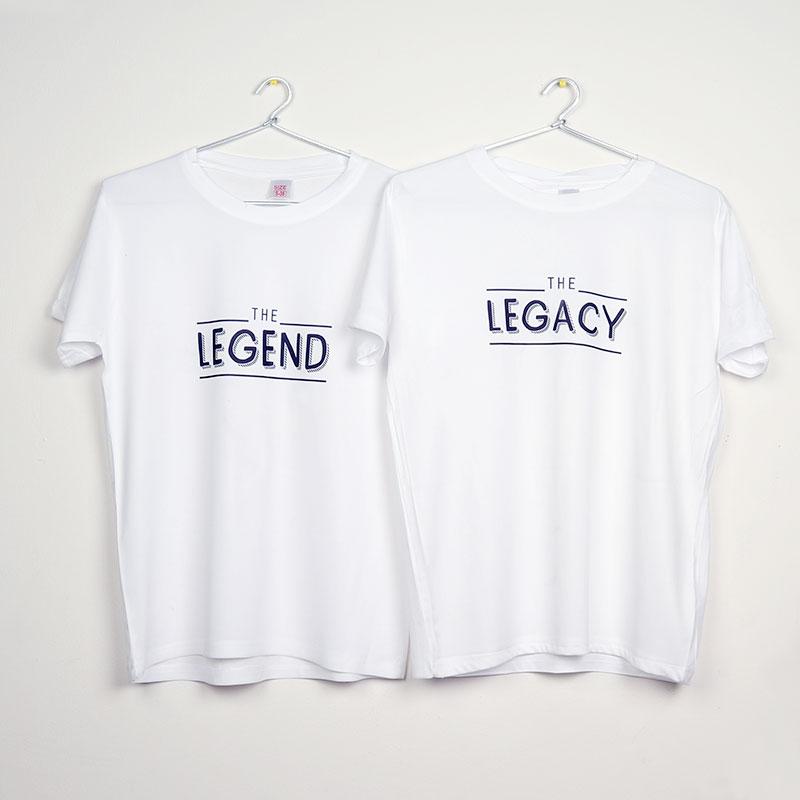 Father Kid Custom Tshirts