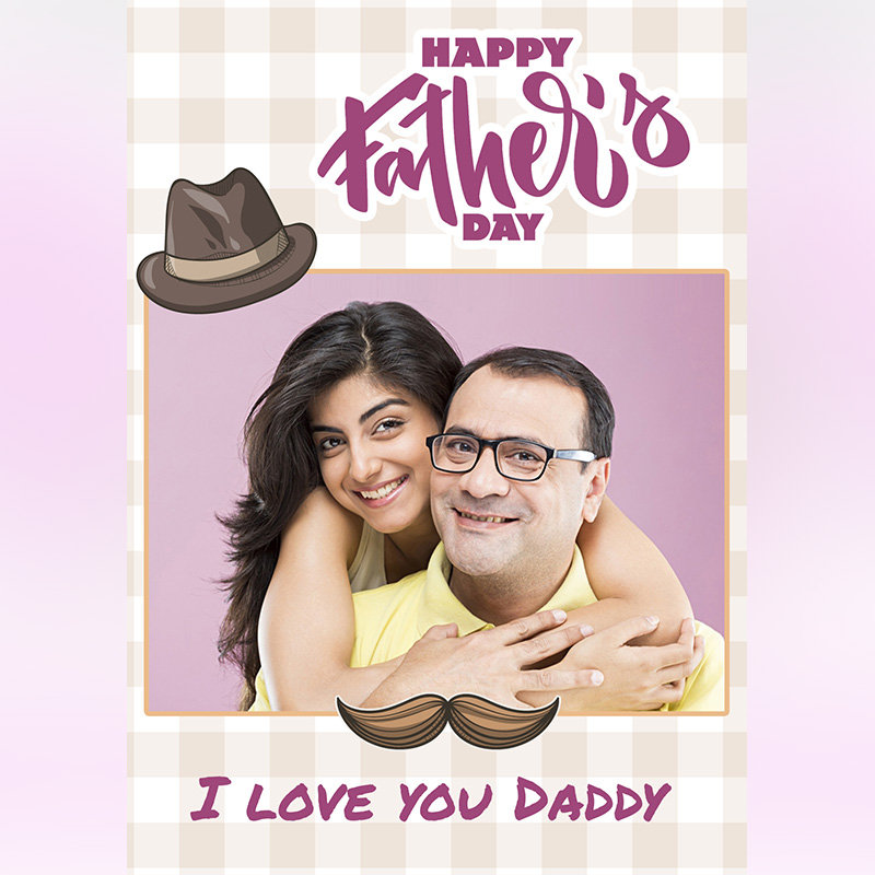 Fathers Day E Greeting Card