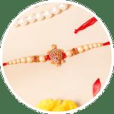 Send Feng Shui rakhi online to India