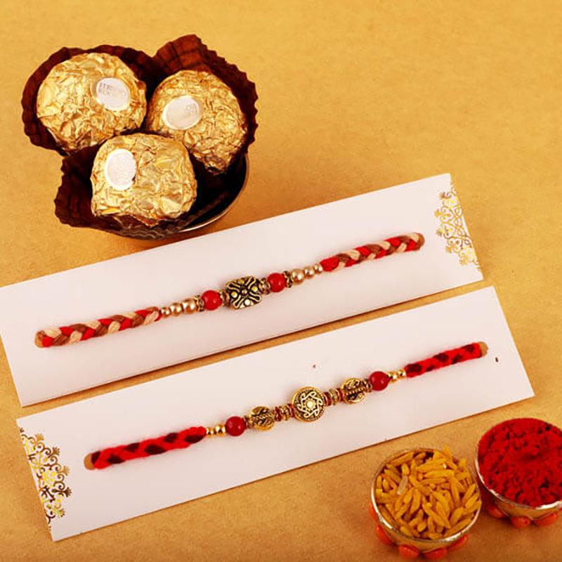 Ferrero Rocher Chocolate N Rakhi