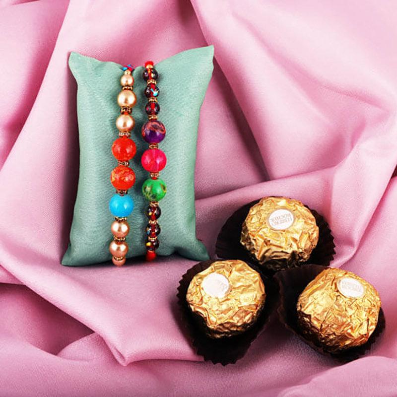 Ferrero Rocher N Rakhi