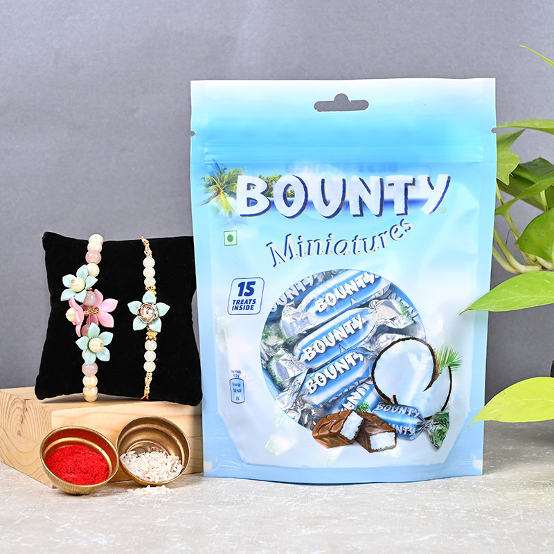 Floral Beads Choco Combo
