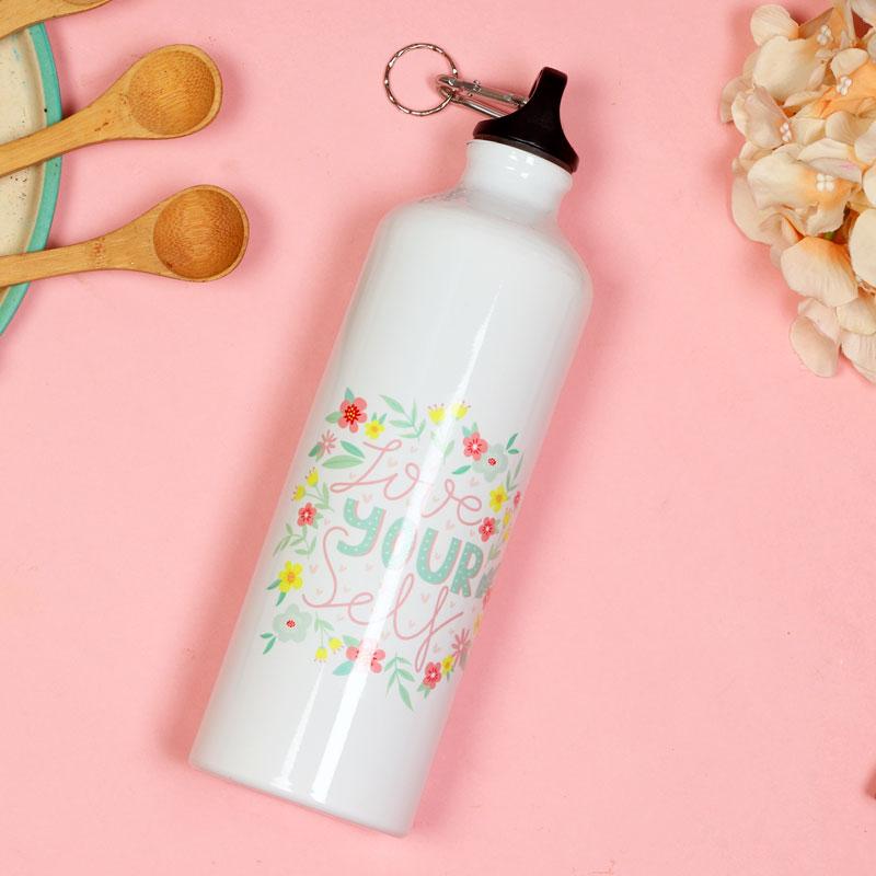 Floral Self Love Bottle