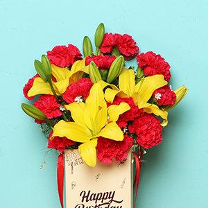 Flowers for Girl