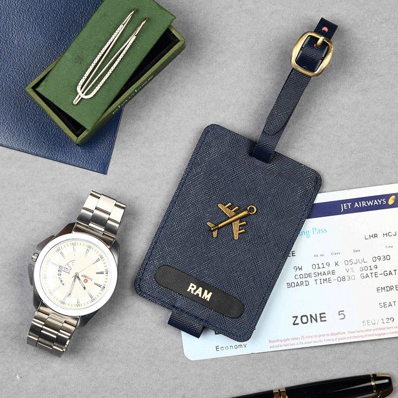 Fly High Custom Luggage Tag