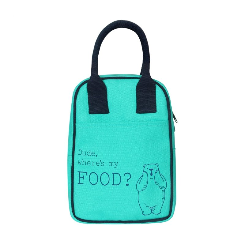 Food Handbag: Where's My Food Lunch Bag