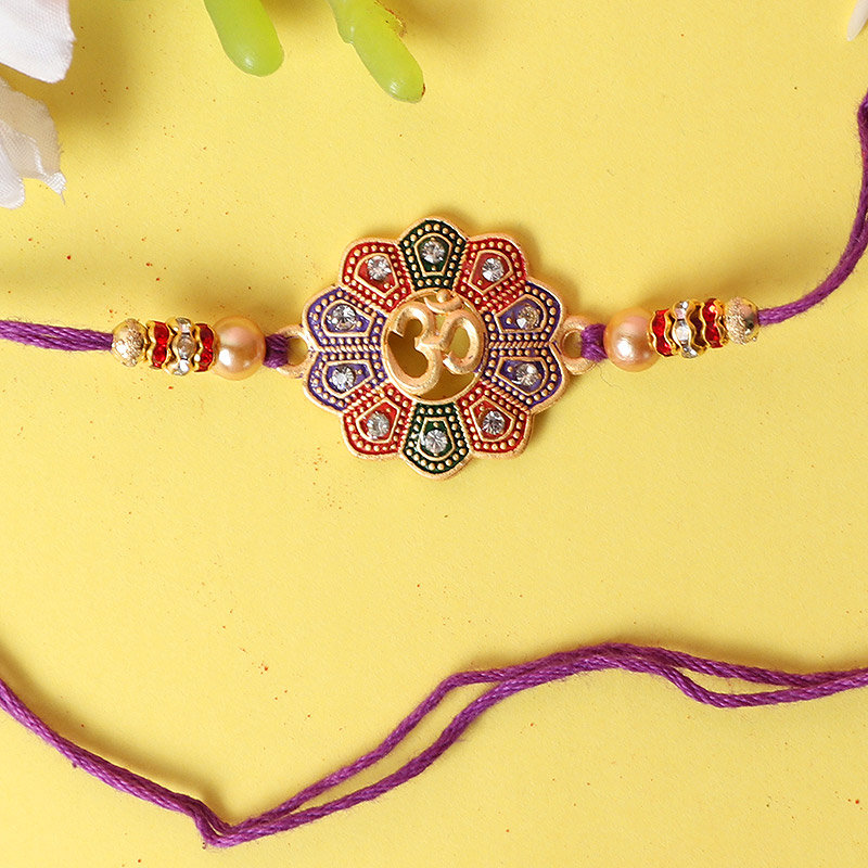2nd Product in Rakhi with Gifts Online - For Brother Rakhi Combo