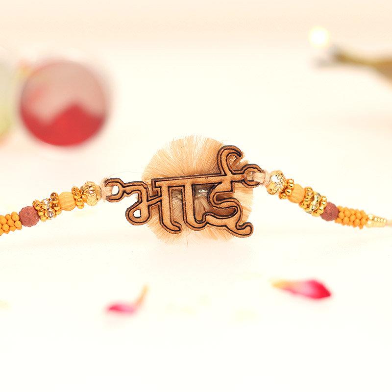 Rakhi in Forever Together Rakhi
