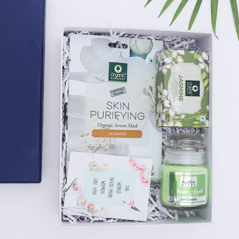 Fragrant Organic Gift Hamper