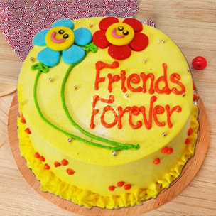Delicious Cake for Friend