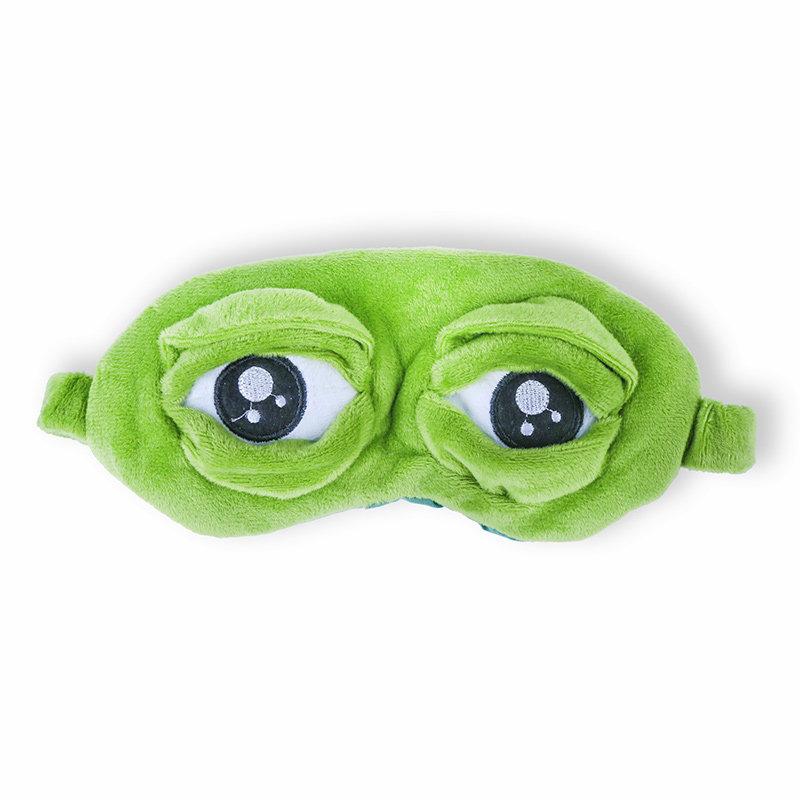 Frog 3D Eye Mask