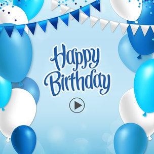 Birthday E Card
