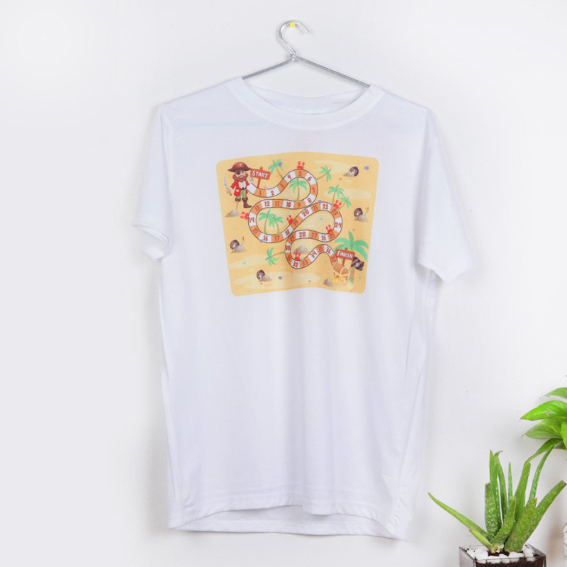 Game Lover Dad Tee