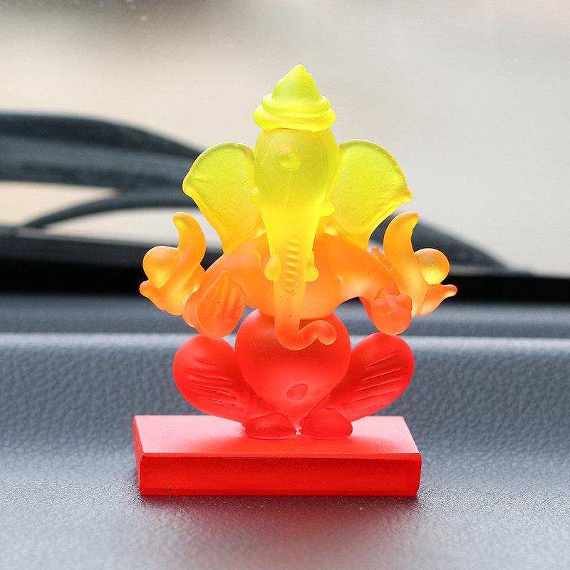 Ganesha Figurine For Car