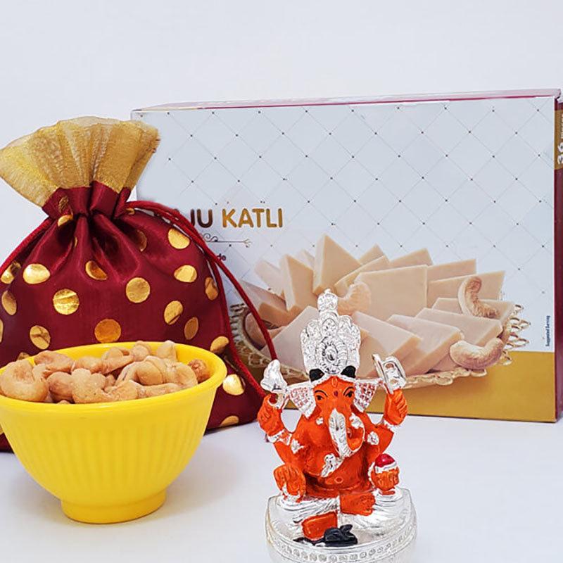 Ganesha Idol Diwali Gift
