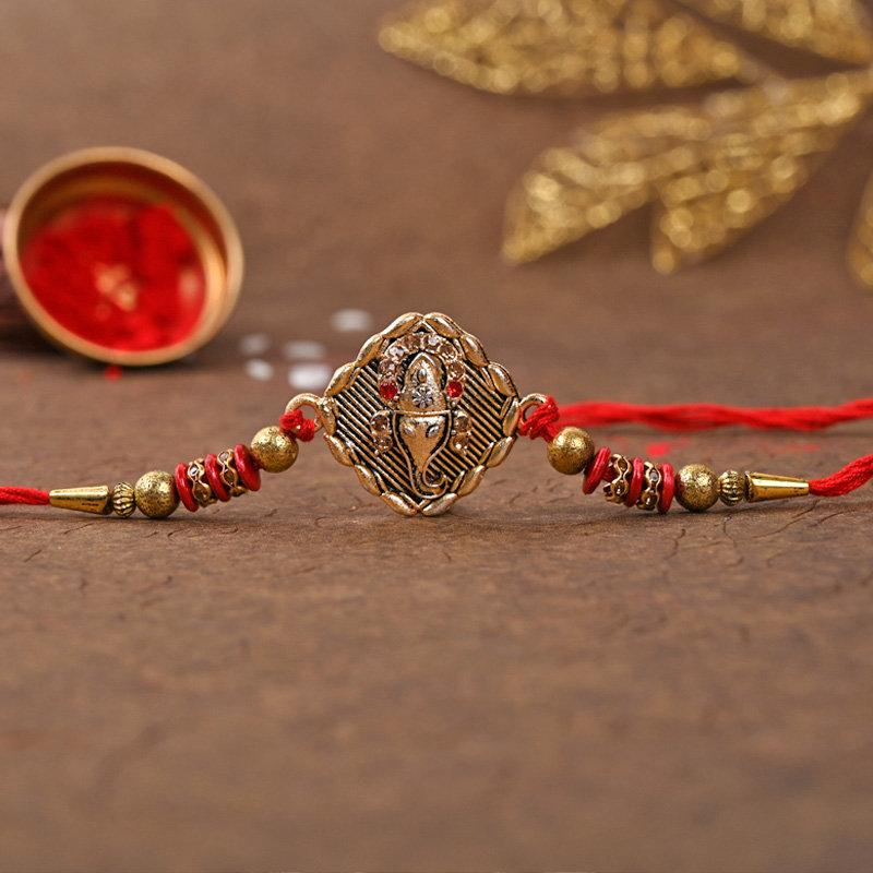 Order One Designer Rakhi Online