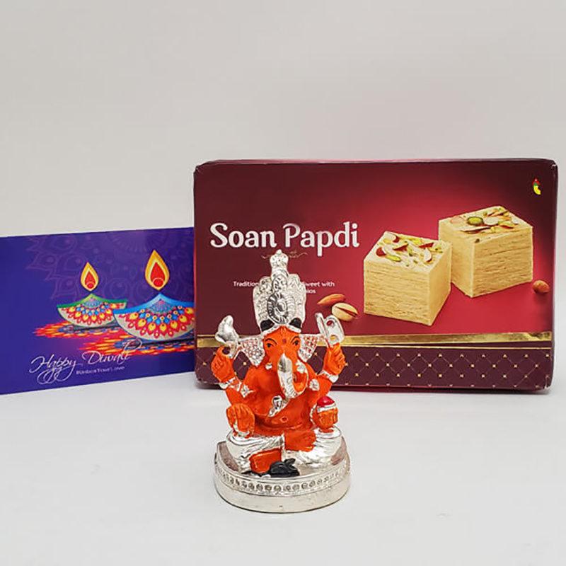 Ganesha Soan Papdi