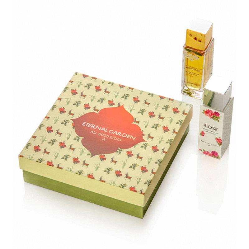 Eternal Garden Giftset For Women Rose & Jasmine Eau de Parfum