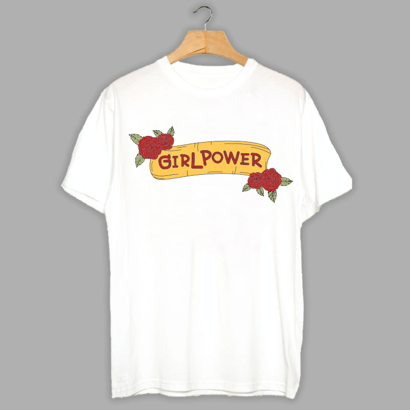 Personalised T-Shirt Gift For Women's Day