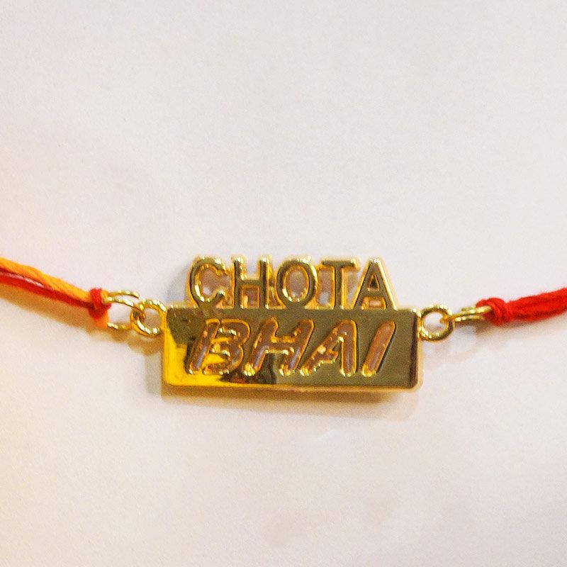Send Chota Bhai Rakhi Online in india