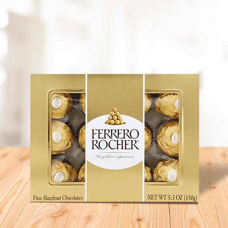 Golden Ferrero Rocher Pack