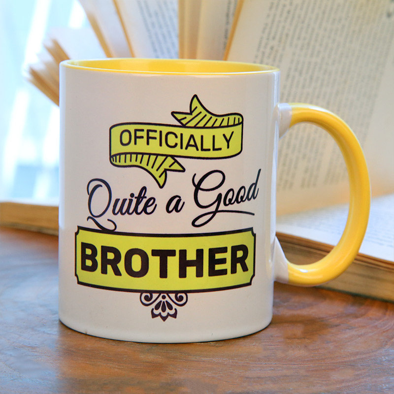 Good Brother Mug