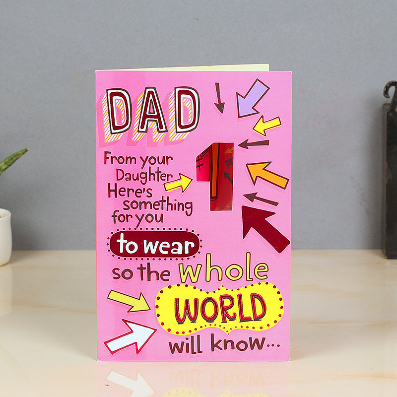 Greeting Card for Dad