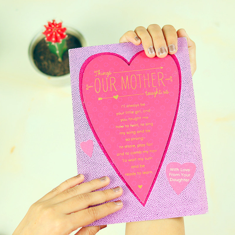 Greetings For Mom