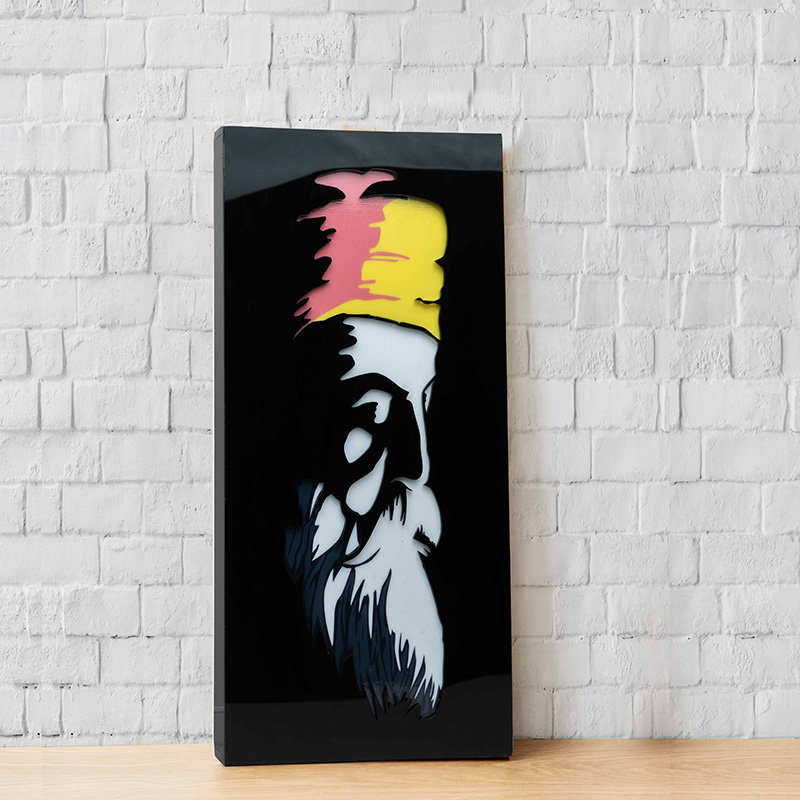 Guru Nanak Led Wall N Table Lamp