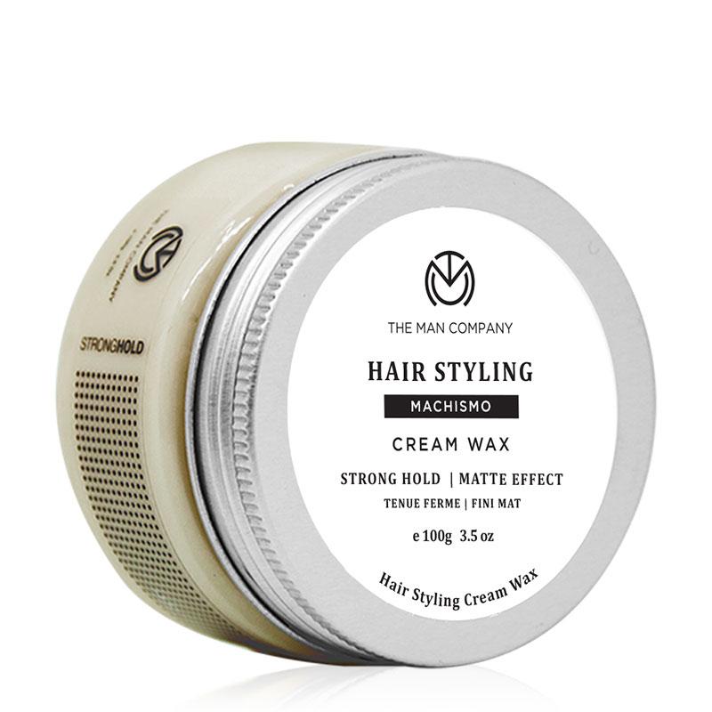 Hair Styling Cream Wax - a product of the Hair N Beard Dream combo