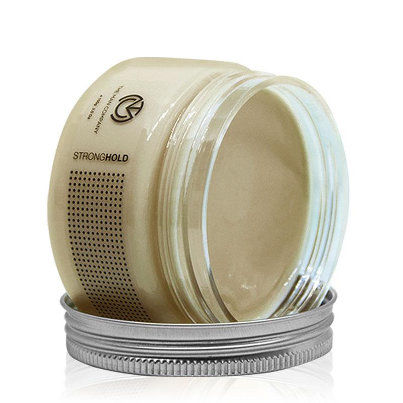 Machismo Hair Styling Cream Wax Opened Display - Hair N Beard Dream Combo