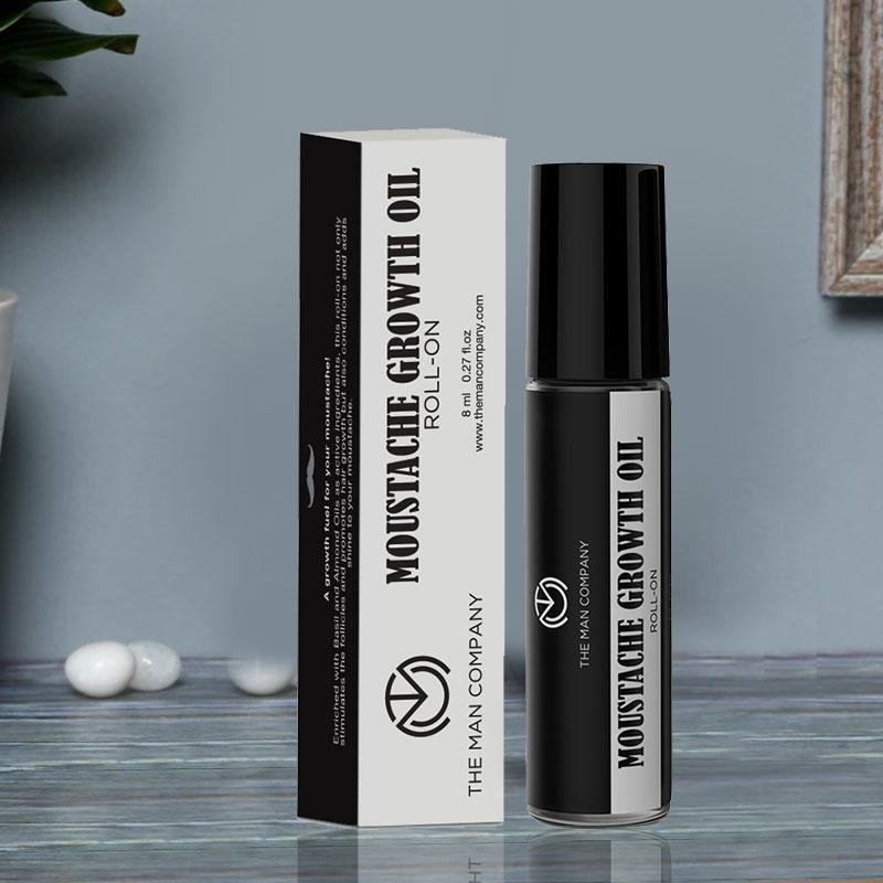 Mustache Growth Oil - A Gift of Hair N Beard Dream Combo