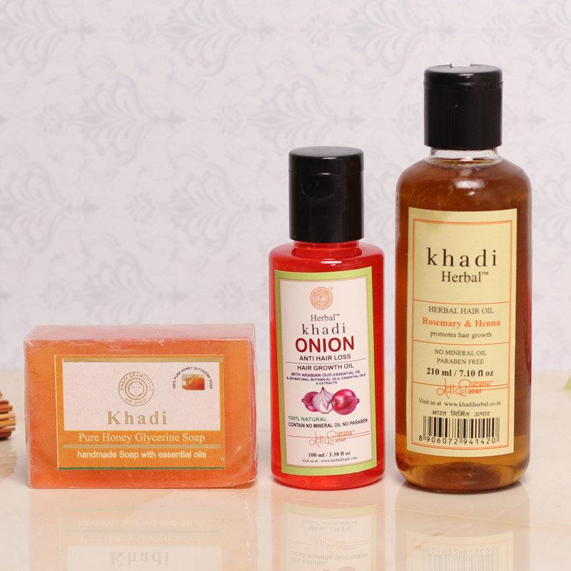 Khadi Hair N Body Essentials