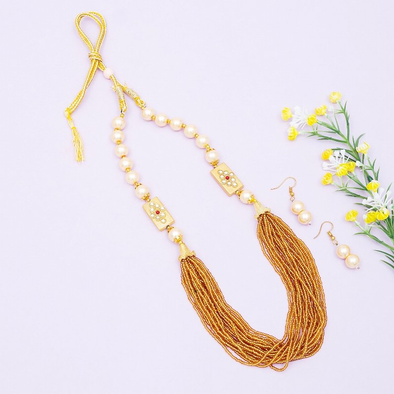 Handcrafted Gold Set